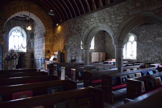 Chiesa di St Senara, Zennor, Cornovaglia