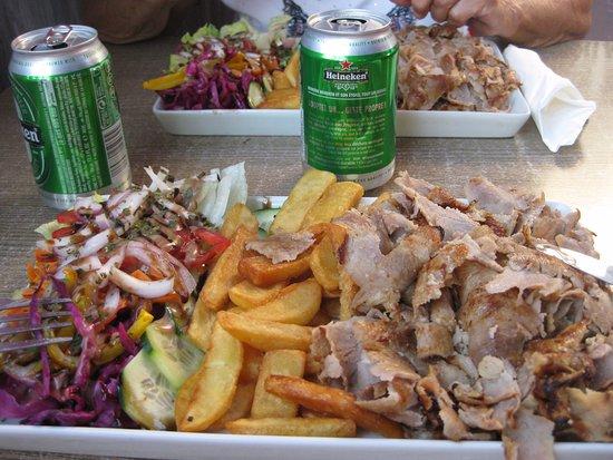 Эльн, Франция: notre assiette