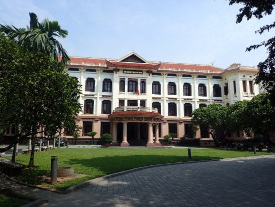 Museo de Bellas Artes (Bao Tang My Thuat): Fine Arts Museum Hanoi