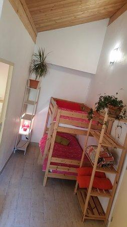 Thorame-Haute, France: Chambre familiale