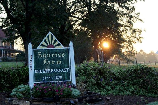Salem, SC: Front entrance