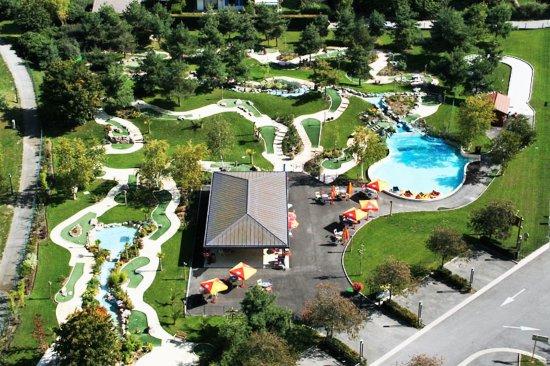 Publier, France : Parc de loisirs