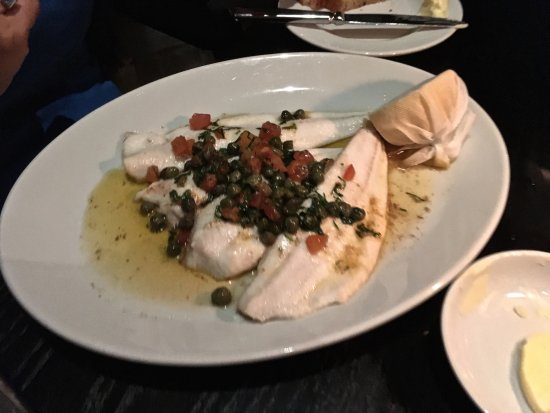 Hotel du Vin & Bistro: lemon sole fillets