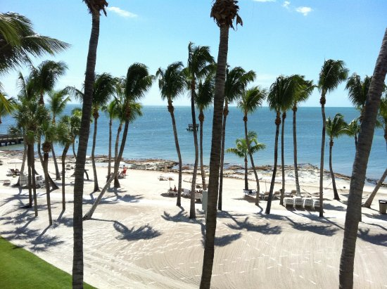 View From Our Room Picture Of Casa Marina Key West A Waldorf