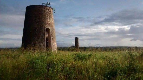 Capesterre, Guadeloupe: La route des moulins de Marie-Galante