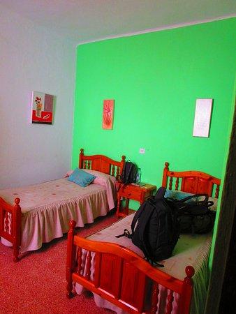 Hostal Ronda Sol: La nostra camera