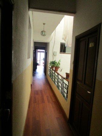Hostal Ronda Sol: Il corridoio
