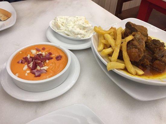 Restaurante bodega taberna rafae en c rdoba con cocina for Cocina 33 cordoba