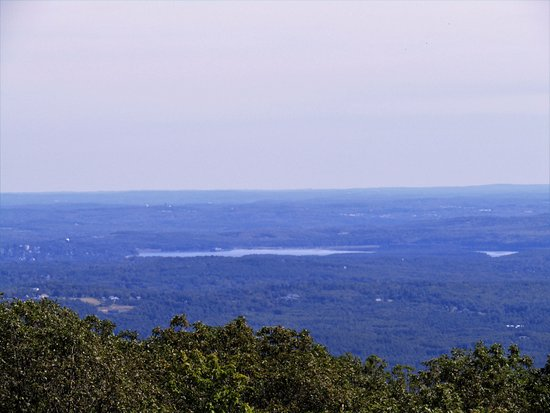 Princeton, MA: view from summit