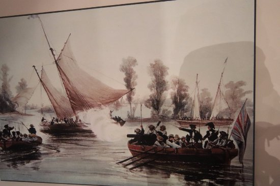 Royal Military College Museum: An illustration