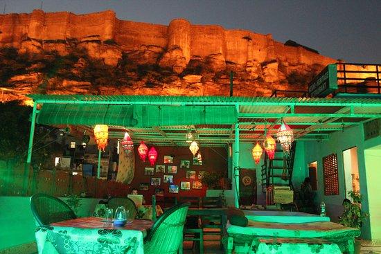 Kesar Heritage Restaurant : Roof top 1st level