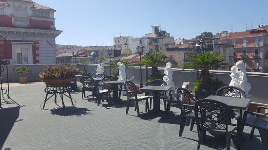 Terrazza hotel Real Orto Botanico - Foto di Hotel Del Real Orto ...