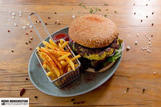 Tewa am Markt: Tewa's Veggie Burger