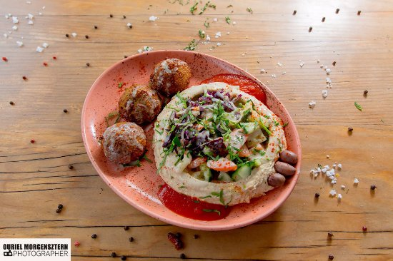 Tewa am Markt: Tewa's Falafel
