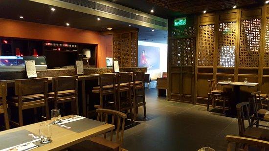 Cho Gao Restaurant and Lounge : Sushi bar