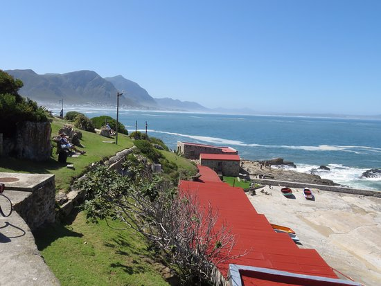 Херманус, Южная Африка: Hermanus Old Harbour