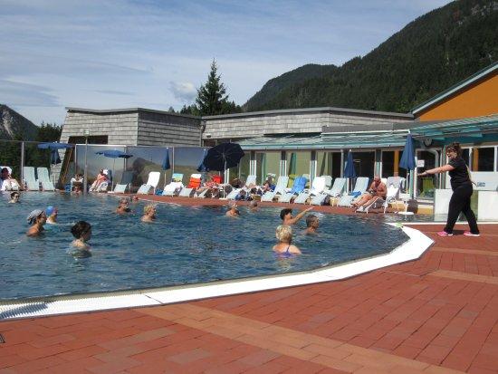 Bad Bleiberg, Austria: Aqua-Zumba