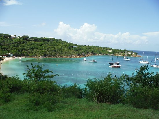Остров Уотер, Сент- Томас: Honeymoon Beach, Water Island