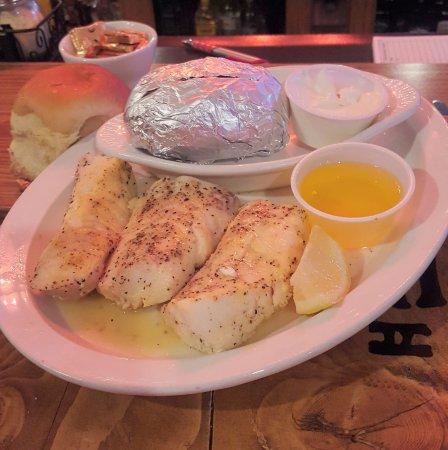 Neillsville, Ουισκόνσιν: Lemon Pepper Fish
