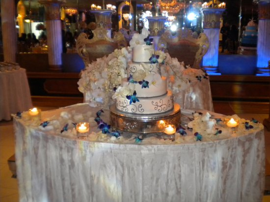 Great Neck, Estado de Nueva York: My sisters wedding cake