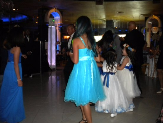 Great Neck, NY: My daughter and nieces dancing and enjoying themselves!