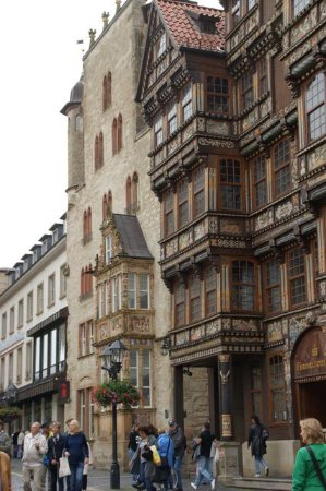 Hildesheim, Allemagne : Tourist informatie kantoor