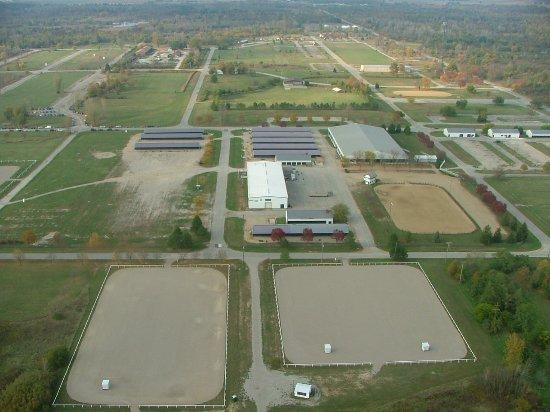 Nineveh, Indiana: Hoosier Horse Park !