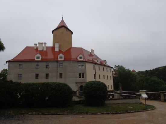 State Castle Veverí