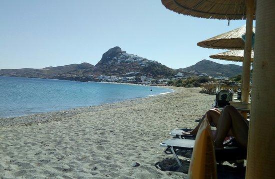 Molos Beach: Παραλια Μωλος