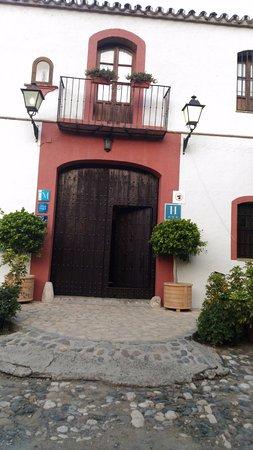 Casarabonela, สเปน: вход в отель