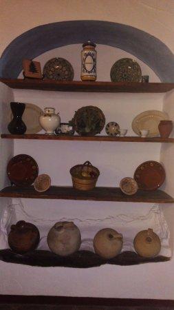 Casarabonela, Hiszpania: а это старая кухонная керамика