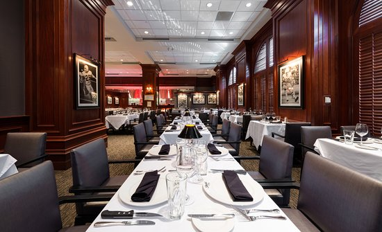 Shula's Steak House: Players Area Main Dining Room