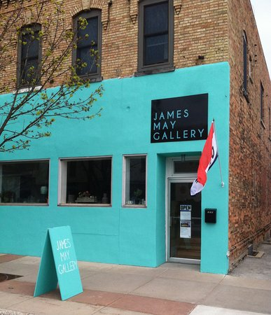 Algoma, WI: James May Gallery