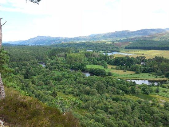 Loch Ness: walking trails in Loch Ness!