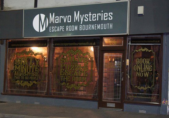 ‪Marvo Mysteries Escape Room Bournemouth‬