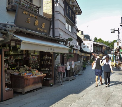 โตเกียว, ญี่ปุ่น: shibamata