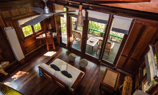 Sandoway Resort: Wohnzimmer Garden Villa