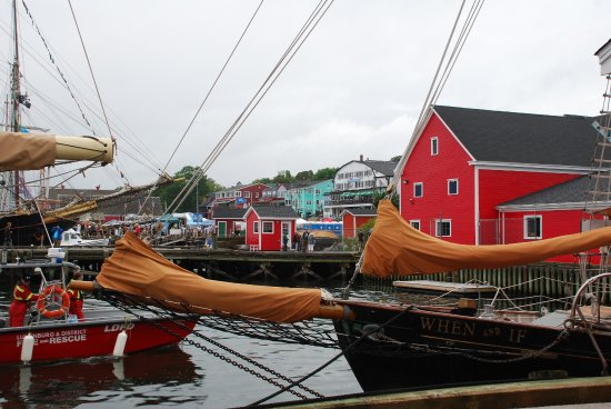 Lunenburg, Καναδάς: colorful and vibrant historic site