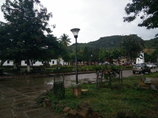 Guane city center