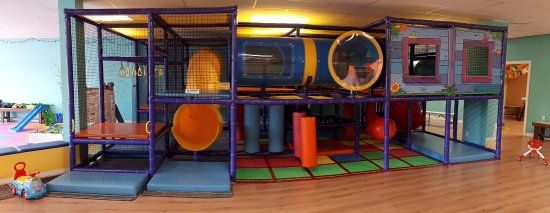Grand Falls Windsor, Kanada: Indoor Playground