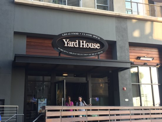 Yard House Burbank Menu Prices Amp Restaurant Reviews