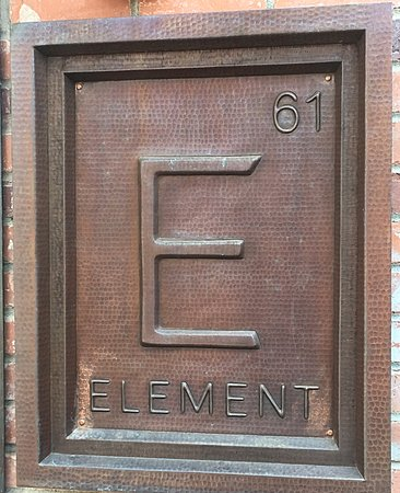 Sutter Creek, Kalifornia: Element plaque