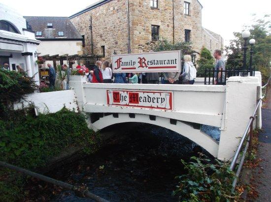 Newlyn, UK: Bridge to Meadery