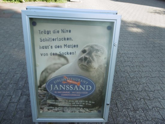 Spiekeroog, Germany: Ha Ha