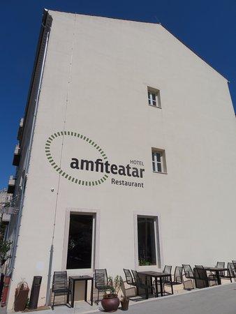 Amfiteatar Hotel Φωτογραφία