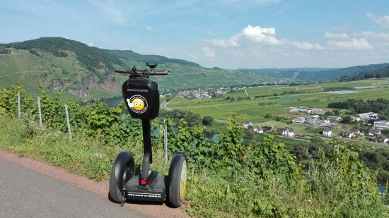 Mosel on Wheels