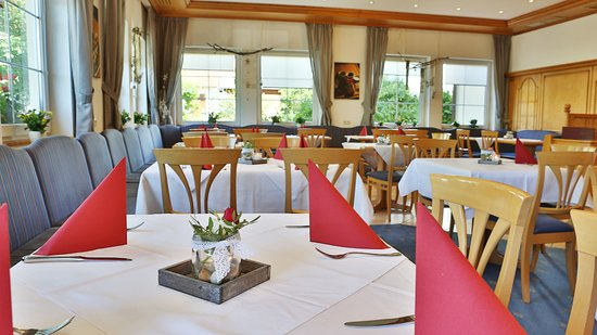 Gomaringen, Germany: Restaurant