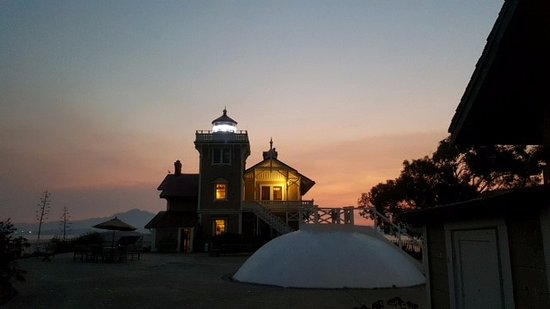 Point Richmond, Kalifornien: Beautiful ambiance