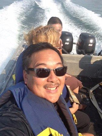 Point Richmond, Kalifornien: Boat trip