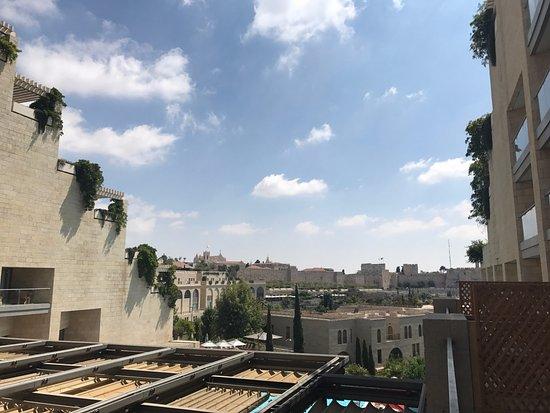 David Citadel Hotel: Room view
